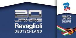 Rav Deutschland 20th anniversary
