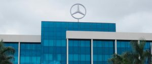 MERCEDES Training Center – Pune India