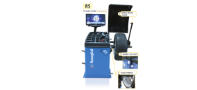 Wheel balancers G3140R RS
